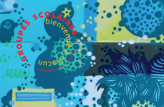 Couverture de la brochure dédiée aux scolaires