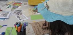 Atelier Mail Art Aubervilliers