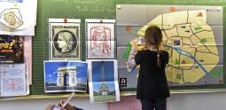 Atelier jeune public, promenons nous dans Paris