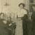 Détail - Fontenay-sous-Bois (Val-de-Marne). Personnel du bureau de poste photographié devant un appareil télégraphique Morse, Tirage argentique, 1911