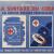 Thibault de Champrosay - Affiche de propagande pour la vente des timbre-poste avec surtaxe au profit de la Croix-Rouge française - Impression en couleur, vers 1950